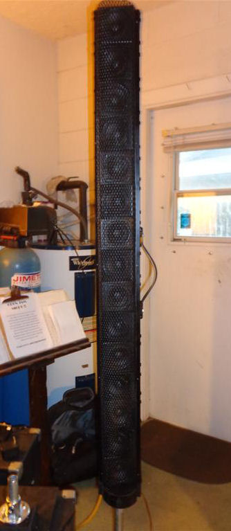 A Linear Speaker Array You Can Build